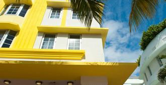 Leslie Hotel - Miami Beach - Edificio