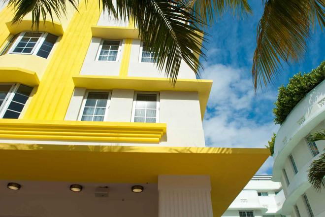 Leslie Hotel - Miami Beach - Bâtiment