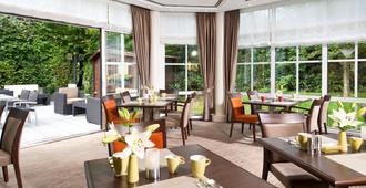 Leonardo Hotel Aachen - אאכן - מסעדה
