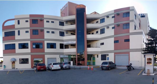 Lord Hotel Camburi - Vitória - Κτίριο
