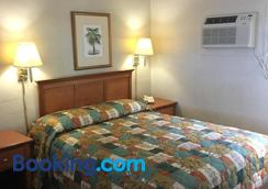 Campbell Motel - Cocoa - Bedroom