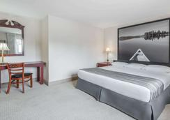 Super 8 by Wyndham Guelph - Guelph - Makuuhuone