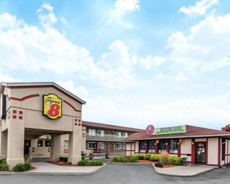 Super 8 by Wyndham Guelph - Guelph - Building
