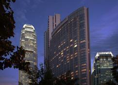 Four Seasons Hotel Hong Kong - Hongkong - Byggnad