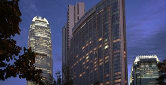 Four Seasons Hotel Hong Kong - Hong Kong - Edifício