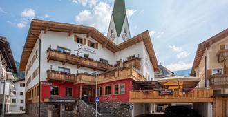 Gasthof Zellerstuben - Целль-на-Циллере - Здание