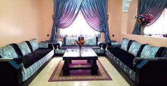 Villa Annakhil Families And Couples - Marrakech - Living room