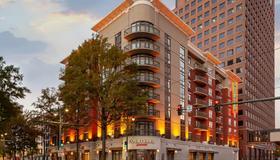 Courtyard by Marriott Downtown Memphis - Memphis - Edificio