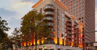 Courtyard by Marriott Downtown Memphis - ממפיס - בניין