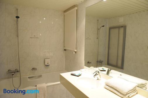 Hotel Princess - Ostend - Bathroom