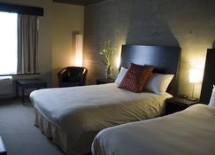 Grand Times Hotel - Квебек - Bedroom