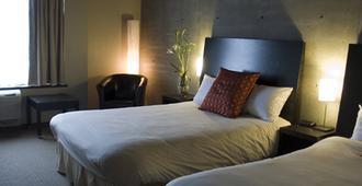 Grand Times Hotel - קוויבק סיטי - חדר שינה