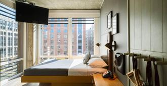 Moxy Washington, DC Downtown - Washington - Bedroom