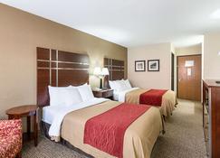 印帕克斯堡北維也納品質旅館 - 帕克斯 - 臥室