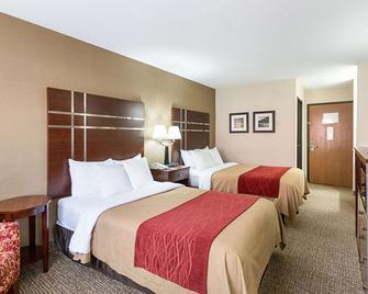 Quality Inn Parkersburg North-Vienna - Parkersburg - Bedroom