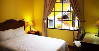 Hotel Villa Terra - סן סלבדור - חדר שינה