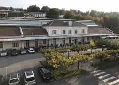 Hotel Evian Express - Évian-les-Bains - Gebäude