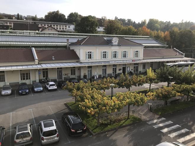 Hotel Evian Express - Évian-les-Bains - Building