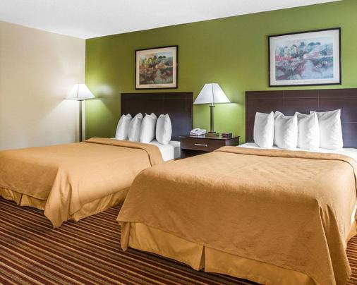 Suburban Extended Stay Hotel - Augusta - Bedroom
