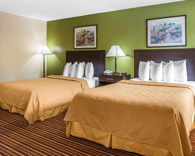 Suburban Extended Stay Hotel - Augusta - Camera da letto