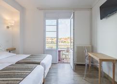 Hôtel Océan - Capbreton - Schlafzimmer