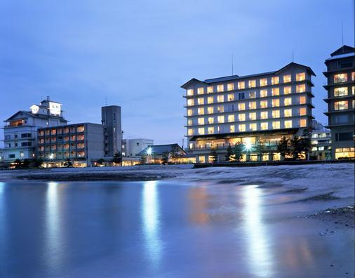 Kaike Seaside Hotel Uminoshiki - Yonago - Toà nhà