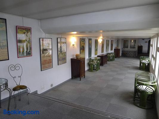 Hotel Du Sablar - Mont-de-Marsan - Lobby