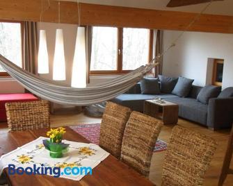 Ferienwohnung Siloblick - Amstetten - Living room