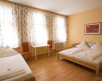 Amadeus Restaurant und Hotel - Speyer - Slaapkamer