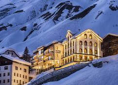Boutique Hotel Laret - Samnaun - Building