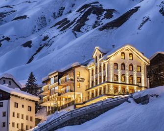Boutique-Hotel Laret - Samnaun - Building