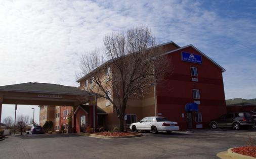 美洲最佳價值套房酒店 - 聖查爾斯旅館/聖路易 - 聖查爾斯 - 聖查爾斯 - 建築