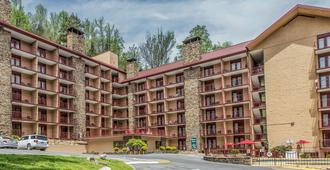 Quality Inn & Suites - Gatlinburg - Edifício