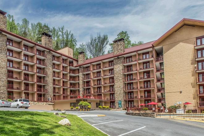 Quality Inn & Suites - Gatlinburg - Building