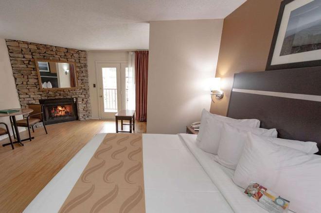 Quality Inn & Suites - Gatlinburg - Bedroom