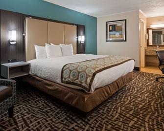 Best Western Franklin Inn - Franklin - Slaapkamer