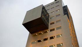 The James Hotel Rotterdam - Rotterdam - Edificio