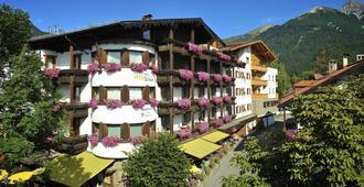 Hotel Alte Schmiede - Seefeld - Rakennus