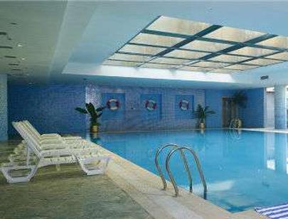 Ramada Plaza by Wyndham Optics Valley Hotel Wuhan Wuchang - Wuhan - Pool