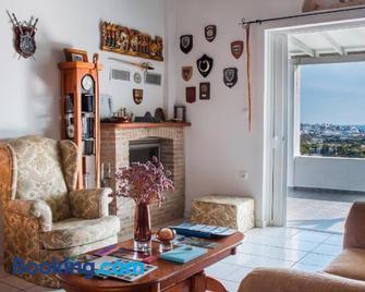 Villa Valentino - Gavrio - Wohnzimmer
