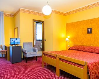 Hotel Diana - Darfo Boario Terme - Ložnice