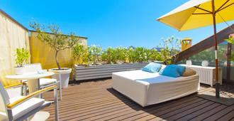 Cas Ferrer Nou Hotelet - Alcúdia - Patio