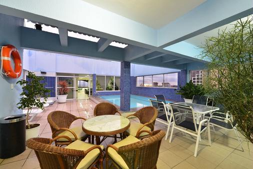 桑布拉海灘酒店 - 福塔力沙 - 福塔萊薩 - 建築