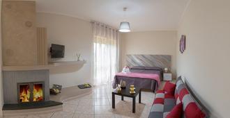 B&B La Perla dei Casali - Salerno - Bedroom