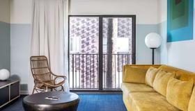 Hotel Erwin - Los Ángeles - Sala de estar