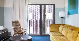 Hotel Erwin - לוס אנג'לס - סלון