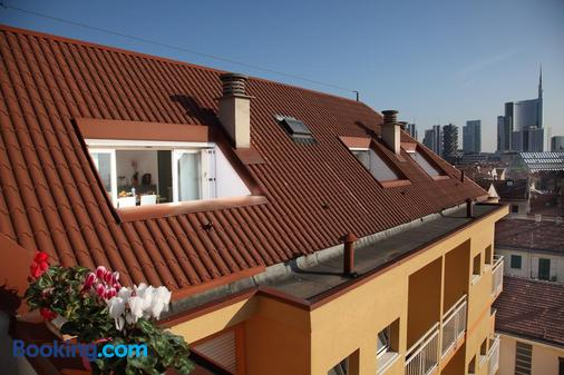 Residence Giusti 6 - Milan - Building
