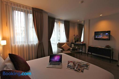 達爾文曼谷酒店 - 曼谷 - 曼谷 - 臥室