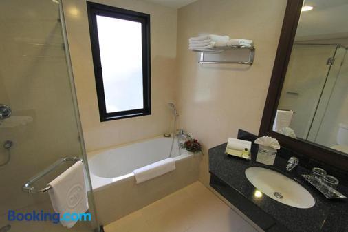 達爾文曼谷酒店 - 曼谷 - 曼谷 - 浴室