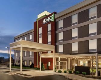 Home2 Suites By Hilton Glen Mills Chadds Ford, Pa - Glen Mills - Building
